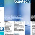 Bluetech adverts, 2015-16